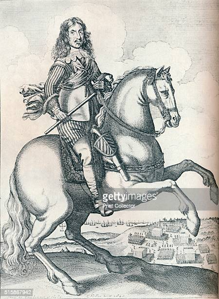 'Oliver Cromwell' 1640 From The Connoisseur Volume LXXX [The Connoisseur Ltd London 1928] Artist Unknown