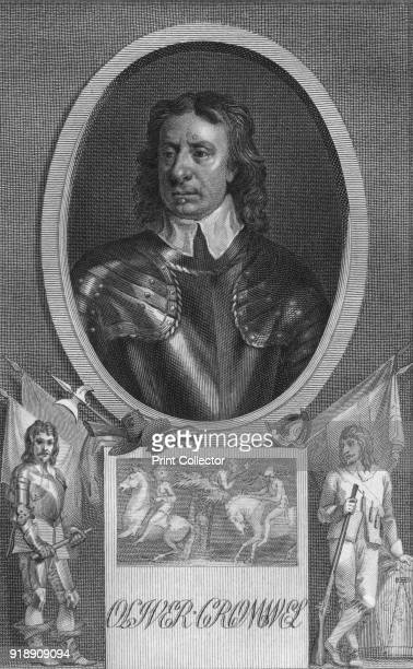 'Oliver Cromwell' 1789 Oliver Cromwell English military and political leader and later Lord Protector of the Commonwealth of England Scotland and...