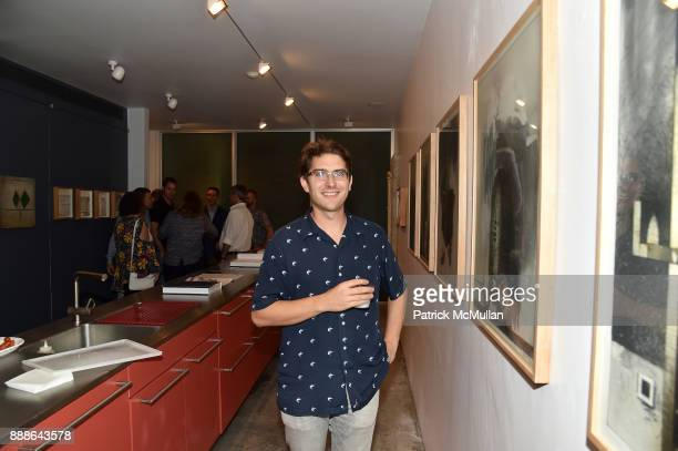 Oliver Curtis attends the Marcelo Bonevardi / The Miami Rail Celebration at Miami Design District on December 8 2017 in Miami Florida