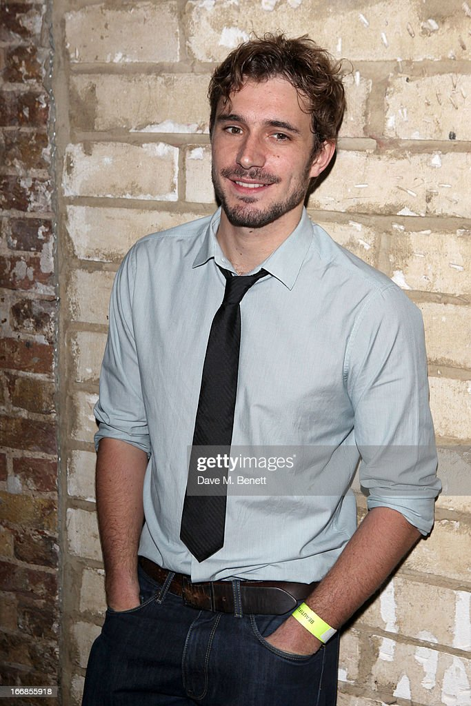Oliver Farnworth attends the 'Beautiful Thing' press night after party at Salvador and Amanda on April 17, 2013 in London, England.