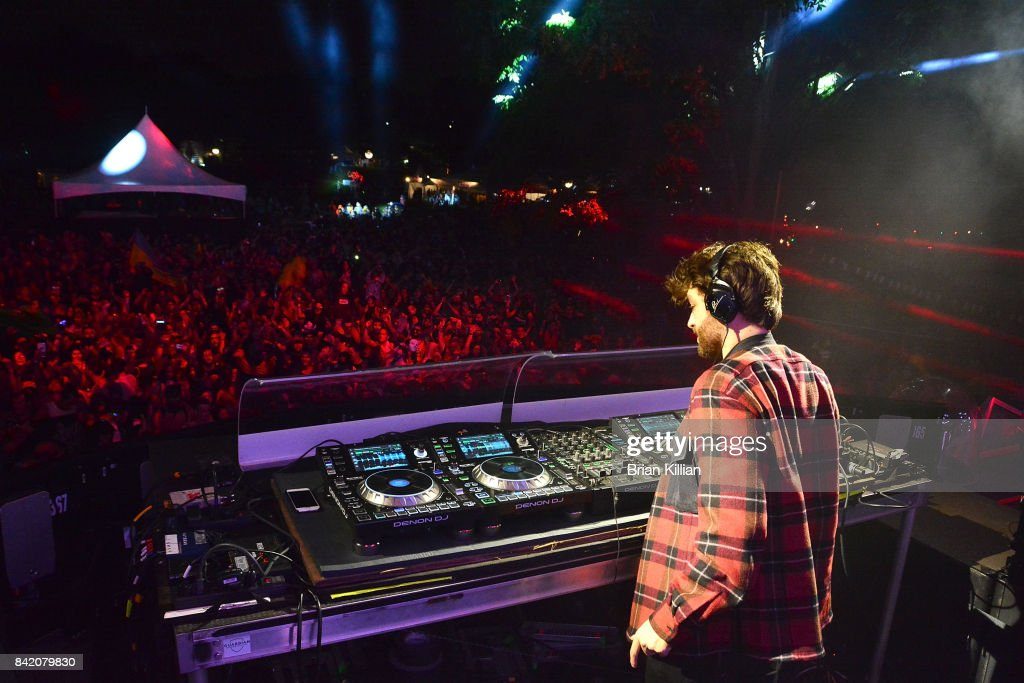 2017 Electric Zoo Music Festival - Day 2 : News Photo