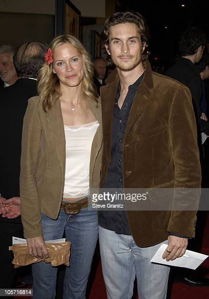 Oliver Hudson and Erinn Bartlett during How to Lose a Guy in 10 Days Premiere at Cinerama Dome in Hollywood California United States