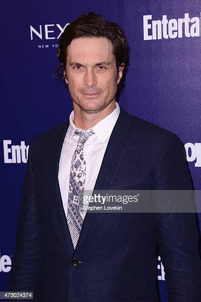 Oliver Hudson attends the Entertainment Weekly and PEOPLE celebration of The New York Upfronts at The Highline Hotel on May 11 2015 in New York City