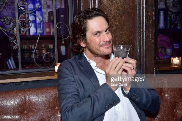 Oliver Hudson attends the ICM Partners Upfronts party on May 15 2018 in New York City