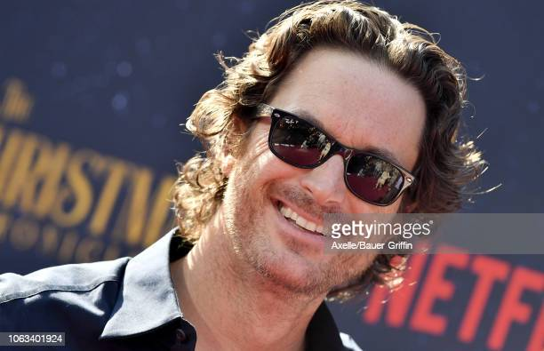 Oliver Hudson attends the premiere of Netflix's 'The Christmas Chronicles' at Fox Bruin Theater on November 18, 2018 in Los Angeles, California.