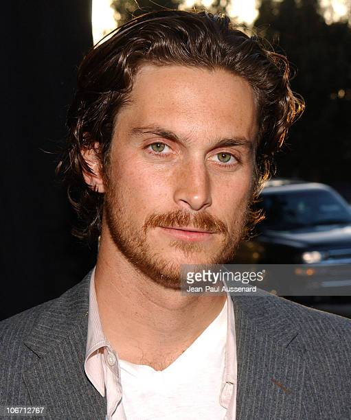 Oliver Hudson during Anne Hathaway Oliver Hudson and Anson Mount Host Fundraiser for Defense for Children International Hosted by LA Confidential at...