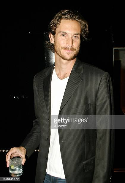 Oliver Hudson during La D De Dior Timepiece Launch at Dior in Beverly Hills CA United States