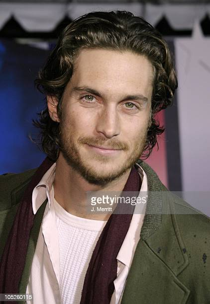 Oliver Hudson during 'Miracle' Los Angeles Premiere at The El Capitan Theatre in Hollywood California United States