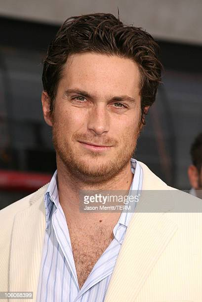 Oliver Hudson during 'Poseidon' Los Angeles Premiere Arrivals at GraumanIs Chinese Theater in Hollywood California United States