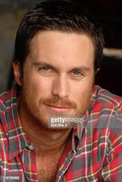 Oliver Hudson stars as an engaged guy in the new CBS sitcom Rules of Engagement
