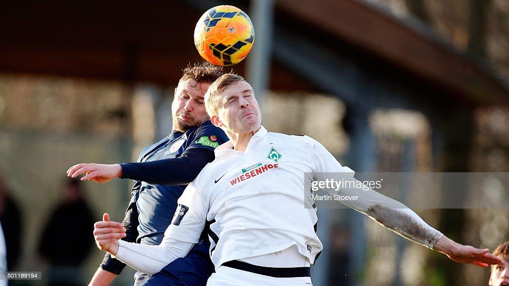 Werder Bremen II v Hansa Rostock - 3. Liga