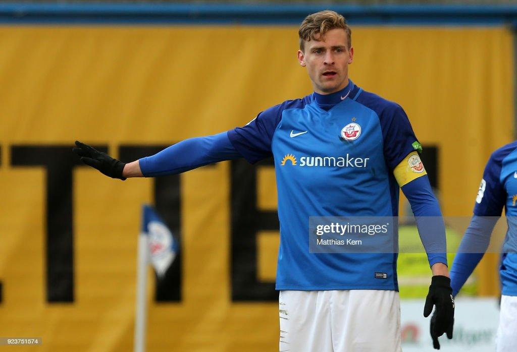 F.C. Hansa Rostock v 1. FC Magdeburg - 3. Liga