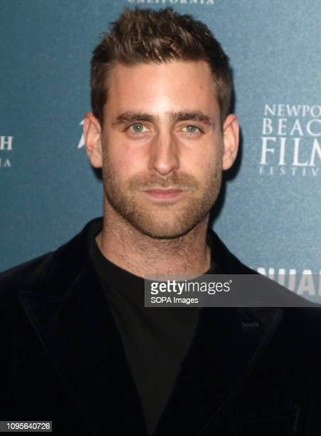 Oliver JacksonCohen seen at the Newport Beach Film Festival 5th Annual UK Honors at London's Langham Hotel