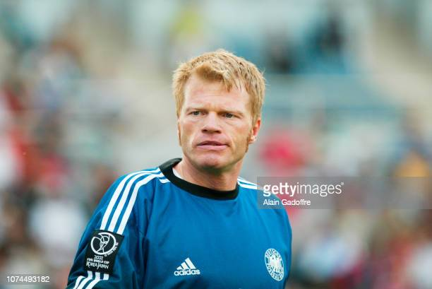 Oliver KAHN during the FIFA World Cup match between Germany and Paraguay on June 15 2002 in Jeju Stadium South Korea