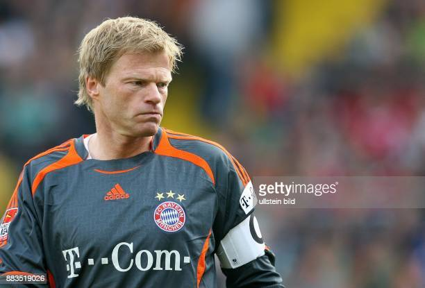 Oliver KAHN Torhüter FC Bayern München D