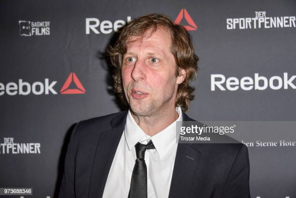 Oliver Korittke attends the film preview of 'Der Sportpenner' on June 13 2018 in Berlin Germany