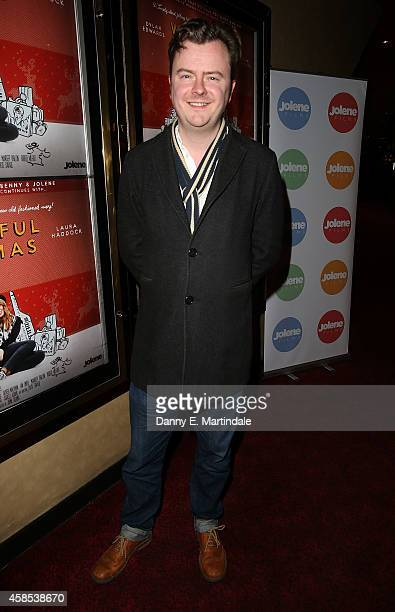 oliver maaltman attends the uk premiere of a wonderful christmas time at empire leicester - A Wonderful Christmas Time