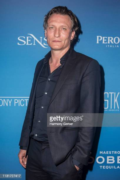Oliver Masucci attends the Sony Pictures Classics' Annual PreAcademy Awards Dinner Party at STK Los Angeles on February 23 2019 in Los Angeles...