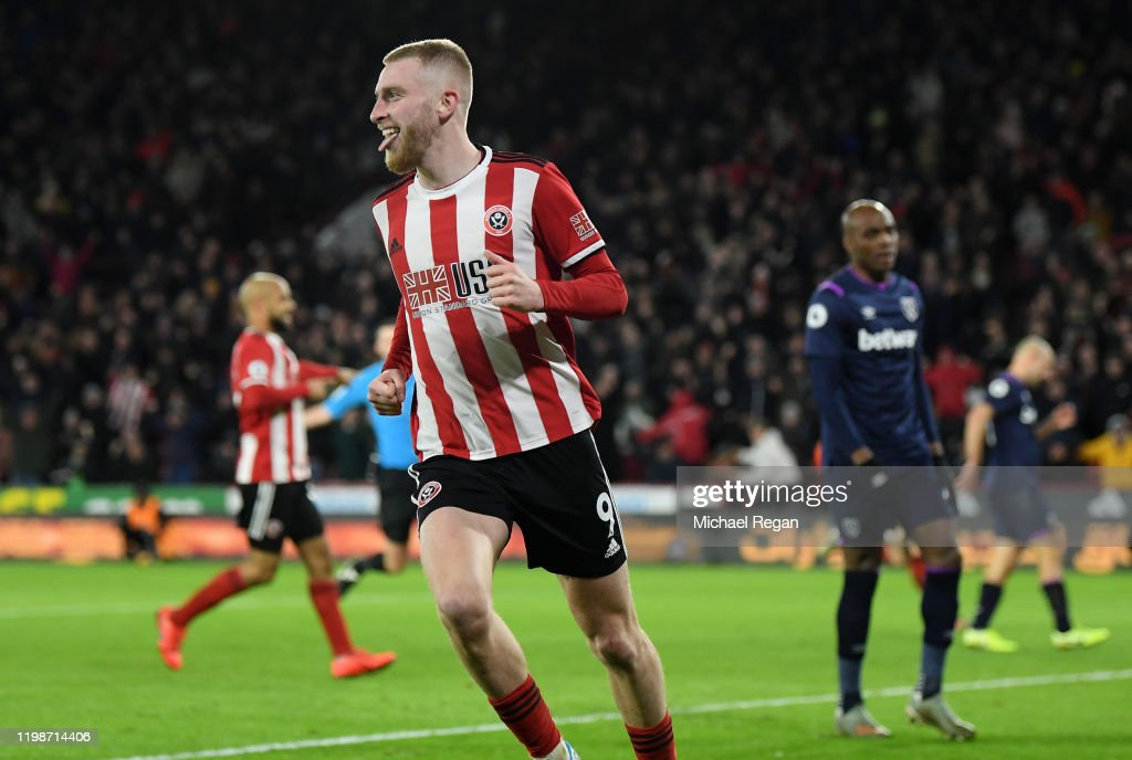 Sheffield United v West Ham United - Premier League : News Photo