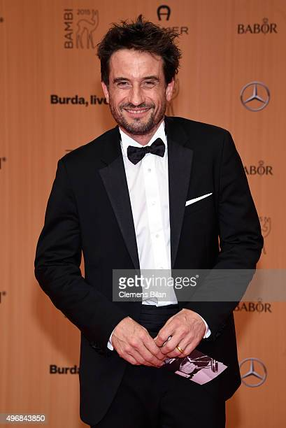 Oliver Mommsen attends the Bambi Awards 2015 at Stage Theater on November 12, 2015 in Berlin, Germany.