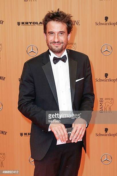 Oliver Mommsen attends the Bambi Awards 2015 at Stage Theater on November 12 2015 in Berlin Germany