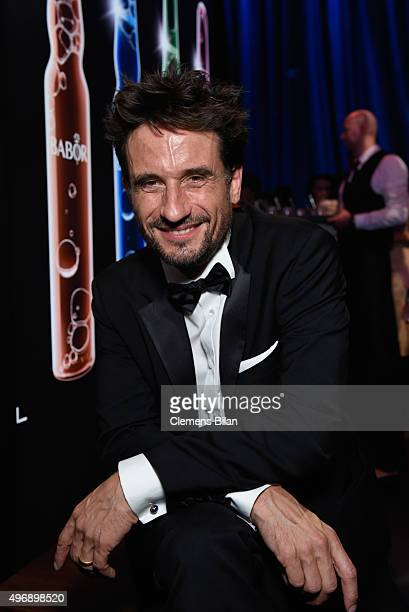 Oliver Mommsen attends the Bambi Awards 2015 party at Atrium Tower on November 12, 2015 in Berlin, Germany.