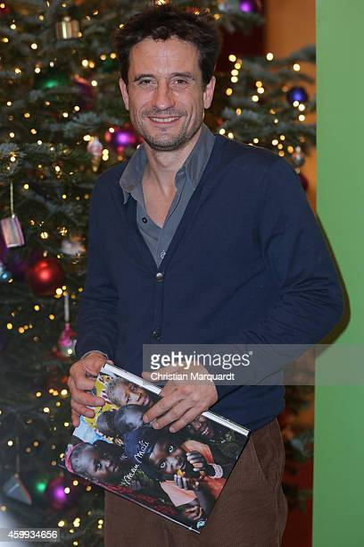 Oliver Mommsen attends the 'Mein Mali' Book Presentation at Komische Oper on December 4 2014 in Berlin