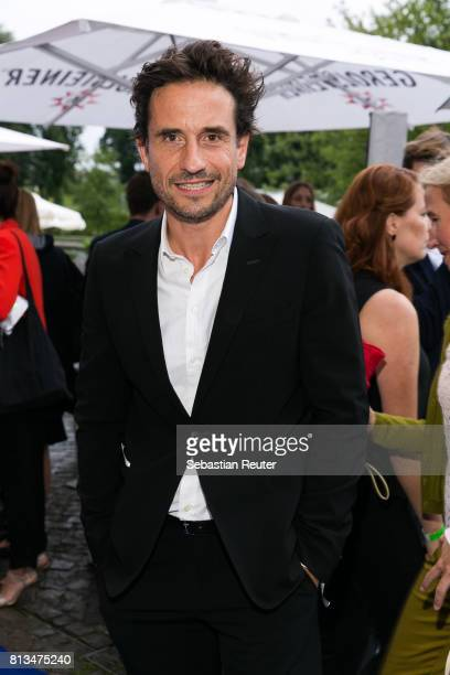 Oliver Mommsen attends the summer party 2017 of the German Producers Alliance on July 12, 2017 in Berlin, Germany.