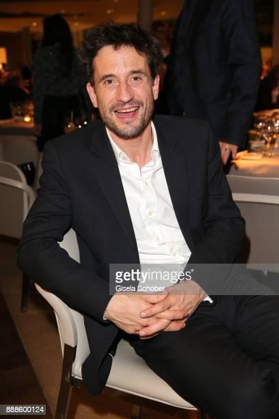 Oliver Mommsen during the ARD advent dinner hosted by the program director of the tv station Erstes Deutsches Fernsehen at Hotel Bayerischer Hof on...