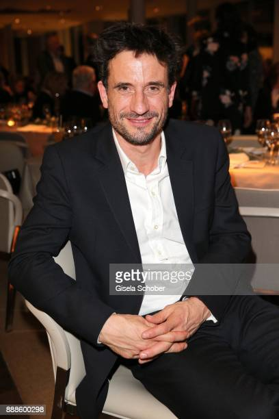 Oliver Mommsen during the ARD advent dinner hosted by the program director of the tv station Erstes Deutsches Fernsehen at Hotel Bayerischer Hof on...