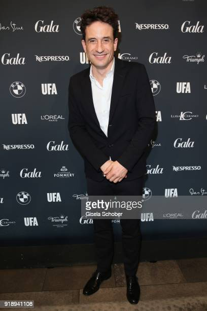 Oliver Mommsen during the Berlin Opening Night by GALA and UFA Fiction at Das Stue on February 15 2018 in Berlin Germany