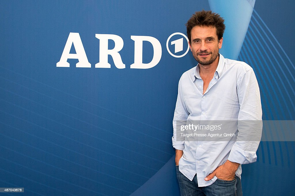 Oliver Mommsen visits the ARD stand at 2015 IFA Tech Fair on September 5, 2015 in Berlin, Germany.