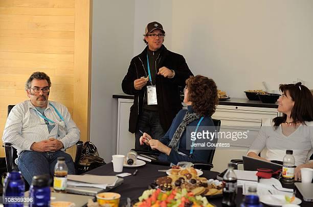 Oliver Morton Bill Haney Skoll Foundation Director of Film Broadcast Partnerships / Special Initiatives Sandy Herz and Senior Consultant Documentary...