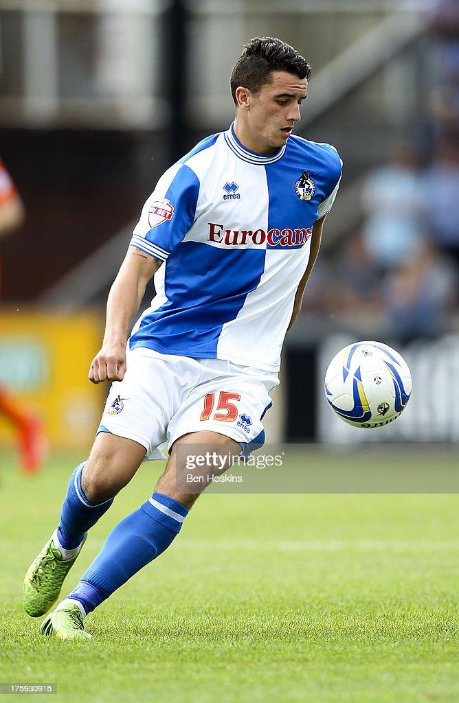 Bristol Rovers v Scunthorpe - Sky Bet League Two : News Photo