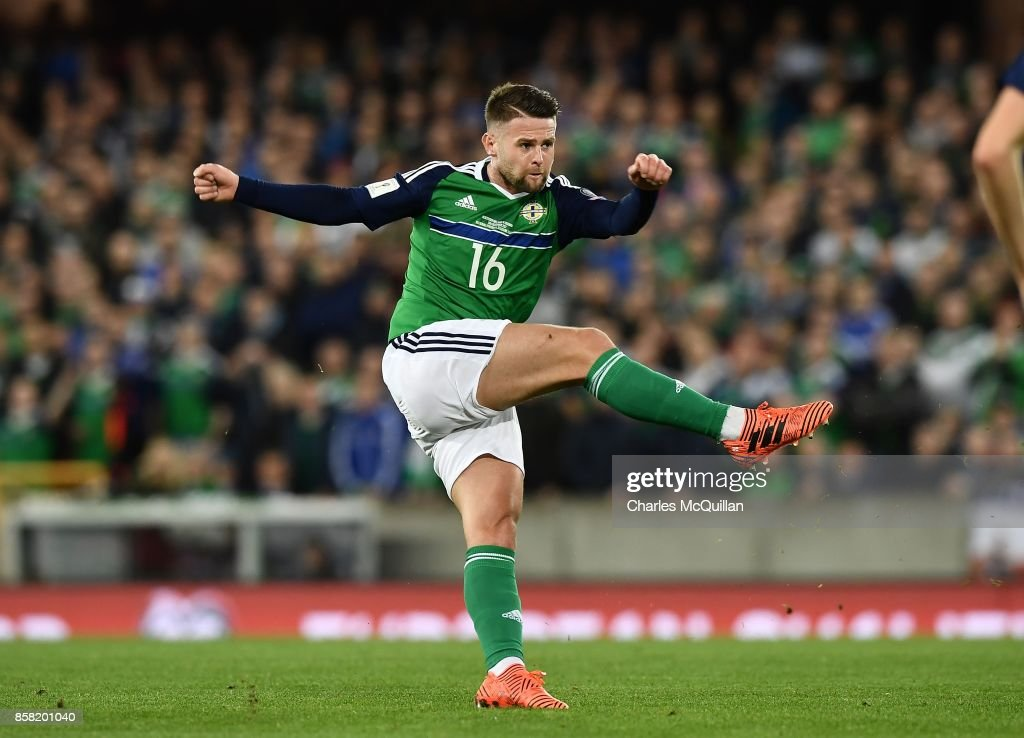 Northern Ireland v Germany - FIFA 2018 World Cup Qualifier : News Photo