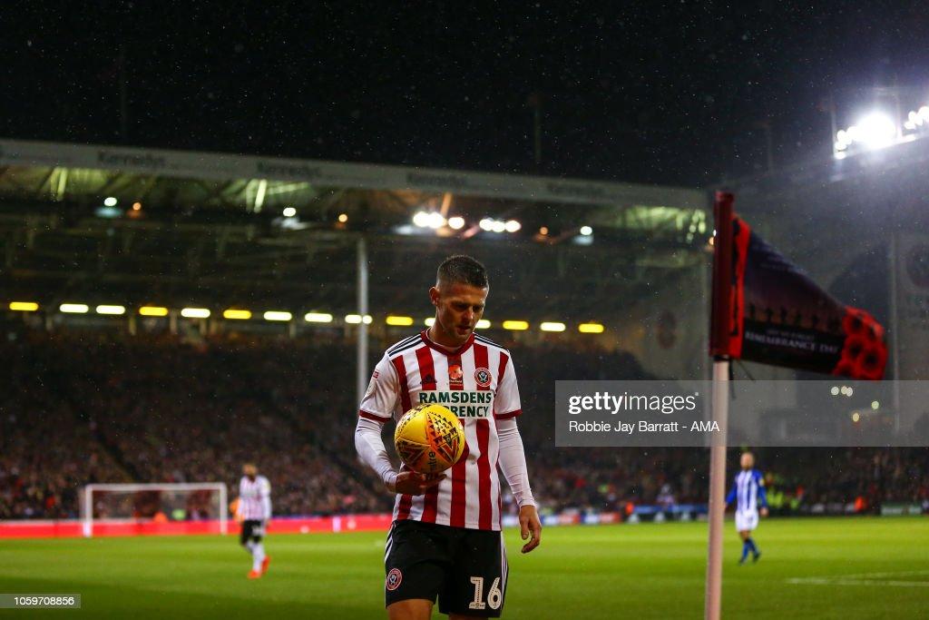 Sheffield United v Sheffield Wednesday - Sky Bet Championship : News Photo