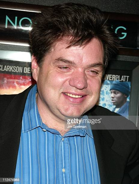 Oliver Platt during 'Pieces of April' New York City Premiere at Landmark's Sunshine Theater in New York City New York United States