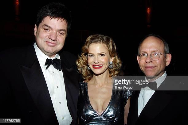 Oliver Platt Kyra Sedgwick and Bob Balaban attend Moving Image Salutes John Travolta at the Waldorf Astoria Hotel in New York City on Sunday November...
