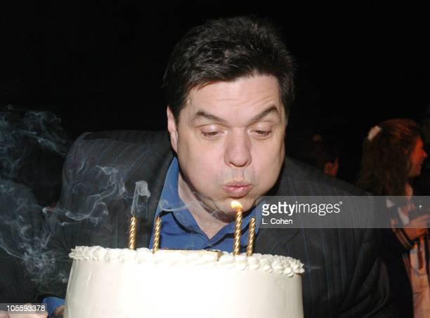 Oliver Platt of Huff during Showtime TCA Press Tour Party Inside at Universal Studios in Universal City California United States