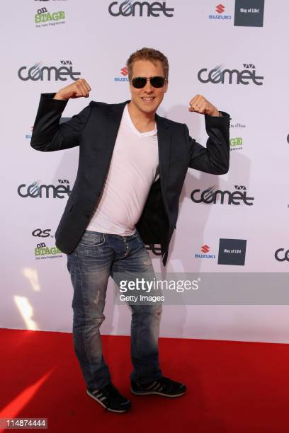 Oliver Pocher attends the VIVA Comet 2011 Awards at KoenigPilsner Arena on May 27 2011 in Oberhausen Germany