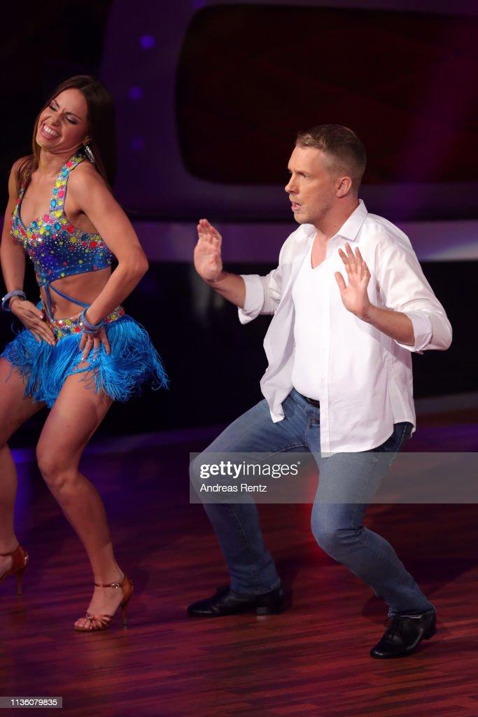 """""""Let's Dance - Wer tanzt mit wem? Die grosse Kennenlernshow"""" From Cologne : Nachrichtenfoto"""