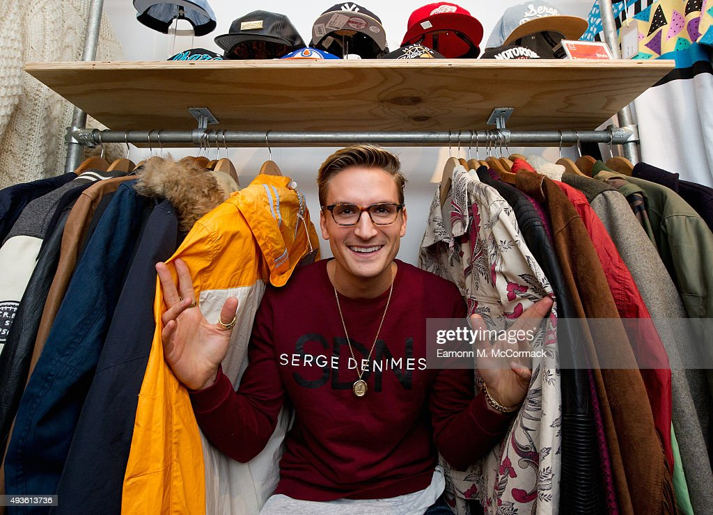 Oliver Proudlock Launches The #PROUDLOCKSTYLE Pop-Up Shop In @BOXPARK