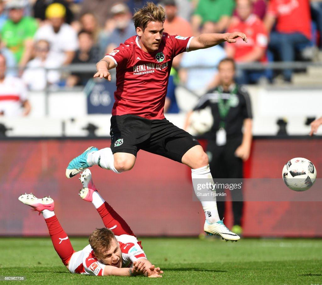 Hannover 96 v VfB Stuttgart - Second Bundesliga