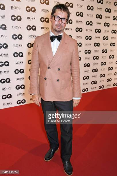 Oliver Spencer attends the GQ Men Of The Year Awards at the Tate Modern on September 5 2017 in London England