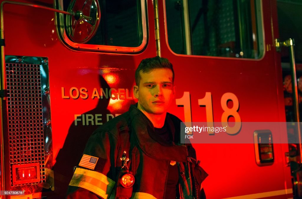 Oliver Stark in the 'Next Of Kin episode of 9-1-1 airing Wednesday, Jan. 17 (9:00-10:00 PM ET/PT) on FOX.
