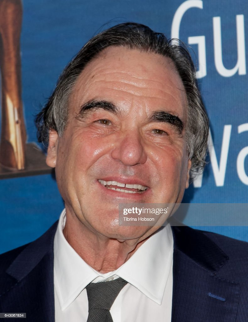 Oliver Stone attends the 2017 Writers Guild Awards L.A. Ceremony at The Beverly Hilton Hotel on February 19, 2017 in Beverly Hills, California.