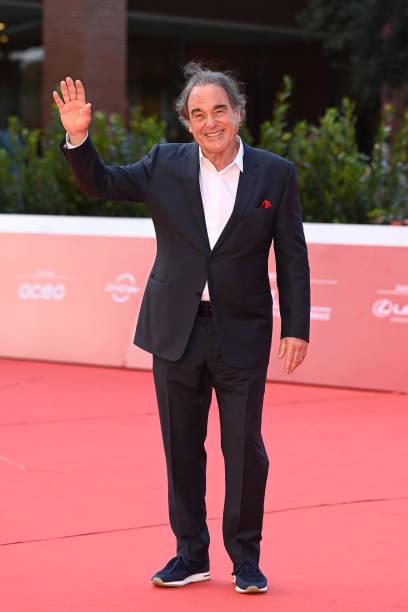 "ITA: ""JFK - Destiny Betrayed"" & ""Qazaq. History Of The Golden Man"" Red Carpet - 16th Rome Film Fest 2021"