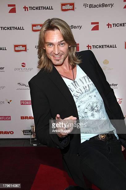 Oliver Thomas attends the Music Meets Media 2013 Award at Grand Hotel Esplanade on September 5, 2013 in Berlin, Germany.