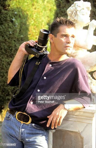 Oliver Tobias ZDFSerie Flash Der Fotoreporter Italien Europa Kamera Schauspieler SA/SI