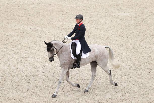 JPN: Equestrian - Olympics: Day 7
